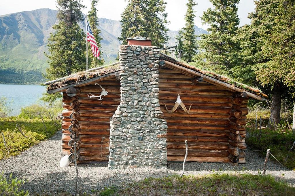 RL Proenneke | Richard Proenneke Site Lake Clark NPP ...
