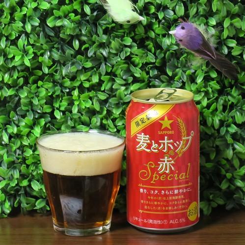 ビール:麦とホップ 赤 スペシャル