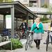 commercial bike parking childrens hospital seattle