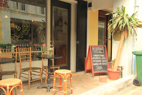 Salah satu Kedai di Jalan Haji Lane