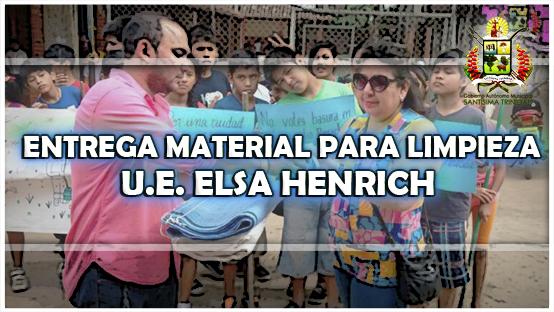 entrega-material-para-limpieza-u-e-elsa-henrich