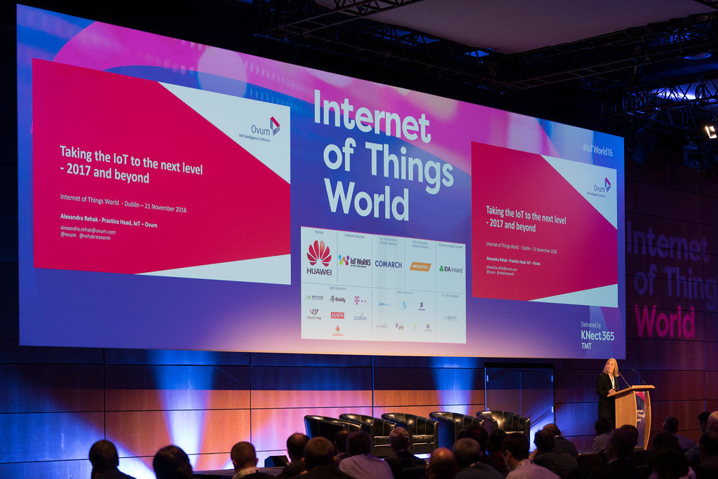 INTERNET OF THINGS WORLD [DUBLIN CONVENTION CENTRE NOVEMBER 2016]-123498