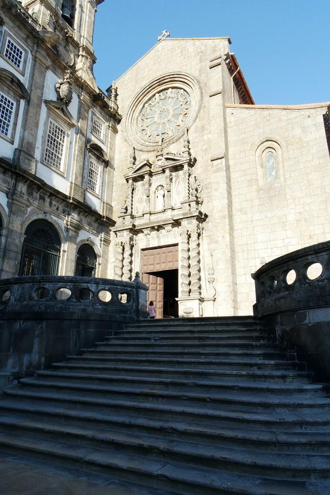 Porto - Chiesa di Sao francisco