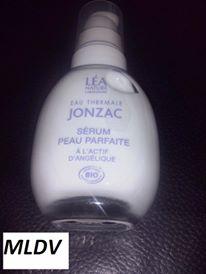 sérum peau parfaite eau thermale jonzac