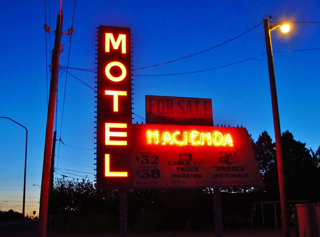 Motel  In Deming New Mexico