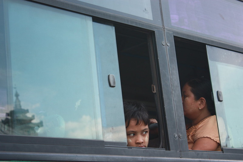 Янгон, транспорт