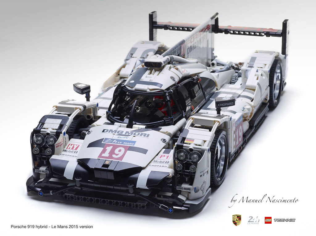 lego technic porsche 919 le mans 2015 v hello everyon flickr. Black Bedroom Furniture Sets. Home Design Ideas