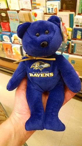 Baltimore Ravens Beanie Baby