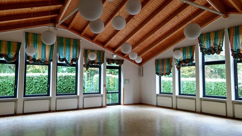 Musik-Saal Jugendherberge Oberwesel