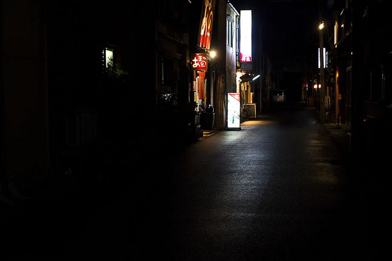 兵庫県豊岡市 夜散歩