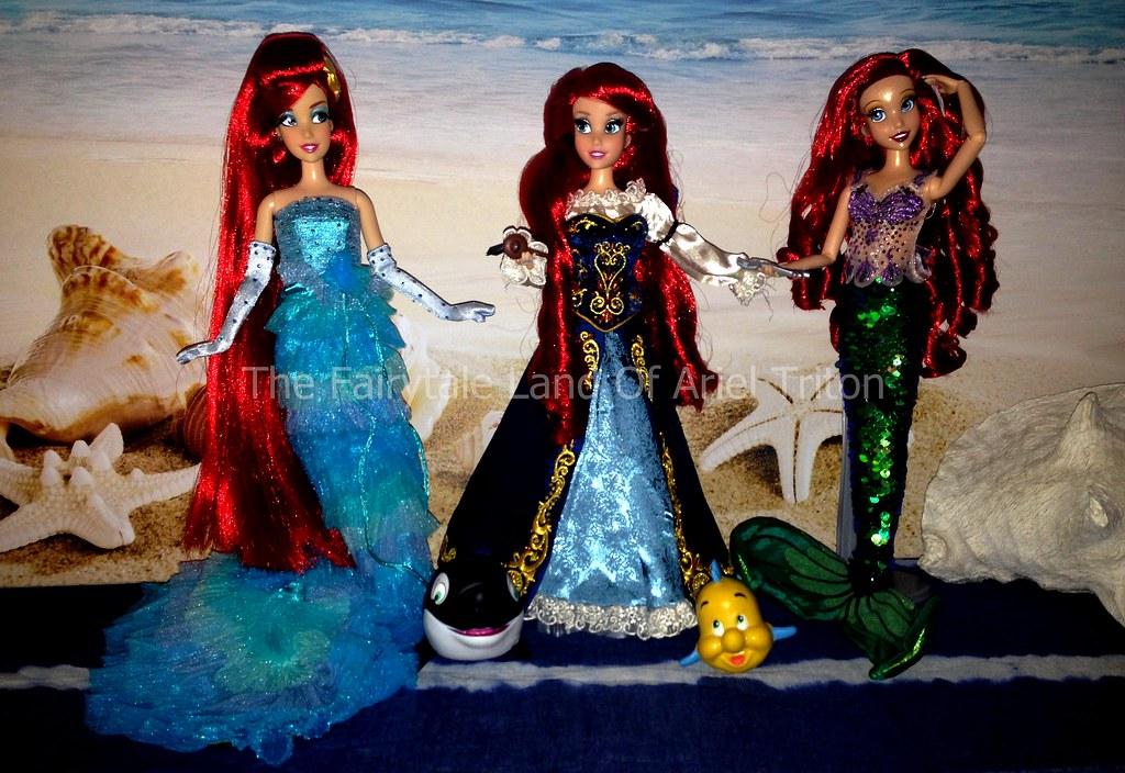 Ariel Collector Dolls - Designer 2011, Fairytale Designer …   Flickr