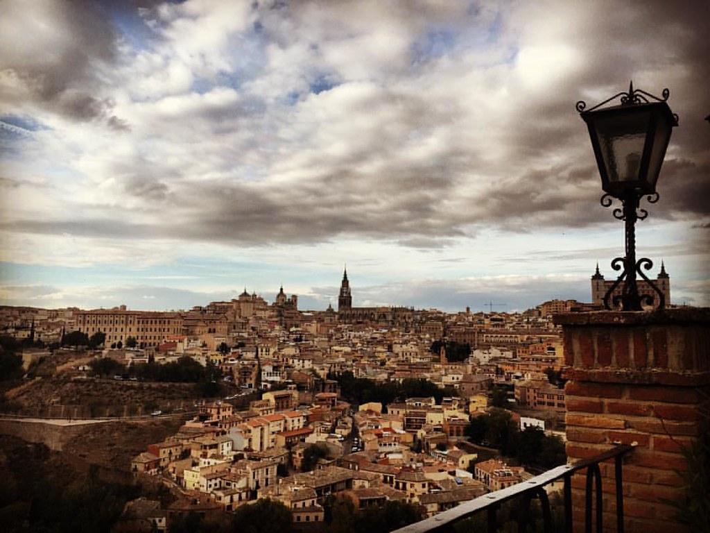 Valle de Toledo, la panorámica más famosa de la ciudad