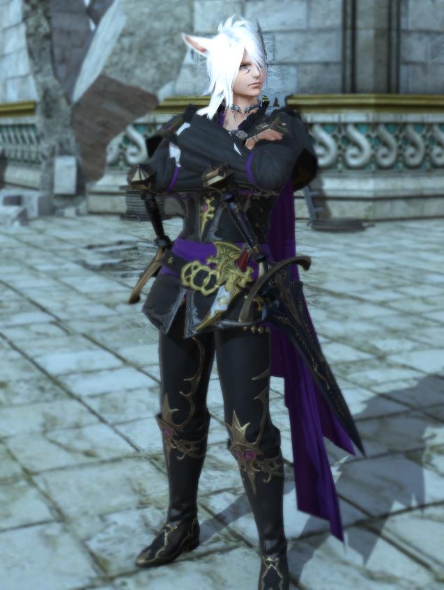 foto de Eorzea Database: Coat of the Ghost Thief FINAL FANTASY