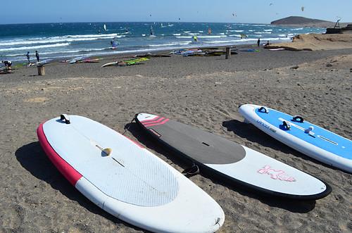 Playa el Medano, El Medano, Tenerife