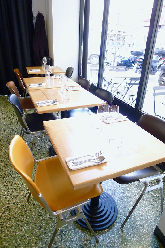 Restaurant Passerini, Paris