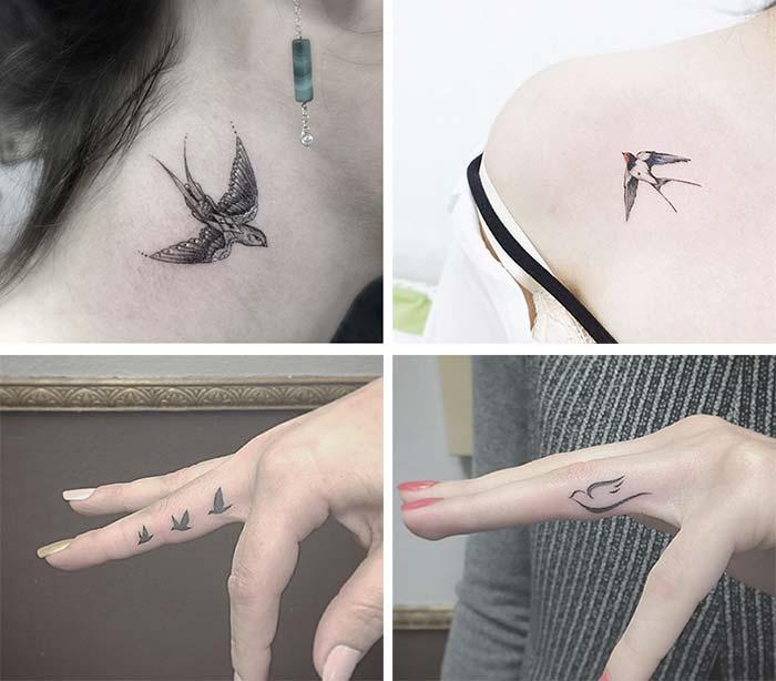 10 популярных символов женских татуировок  - ПоЗиТиФфЧиК - сайт позитивного настроения!
