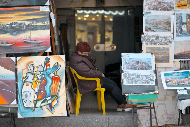 The Art Seller