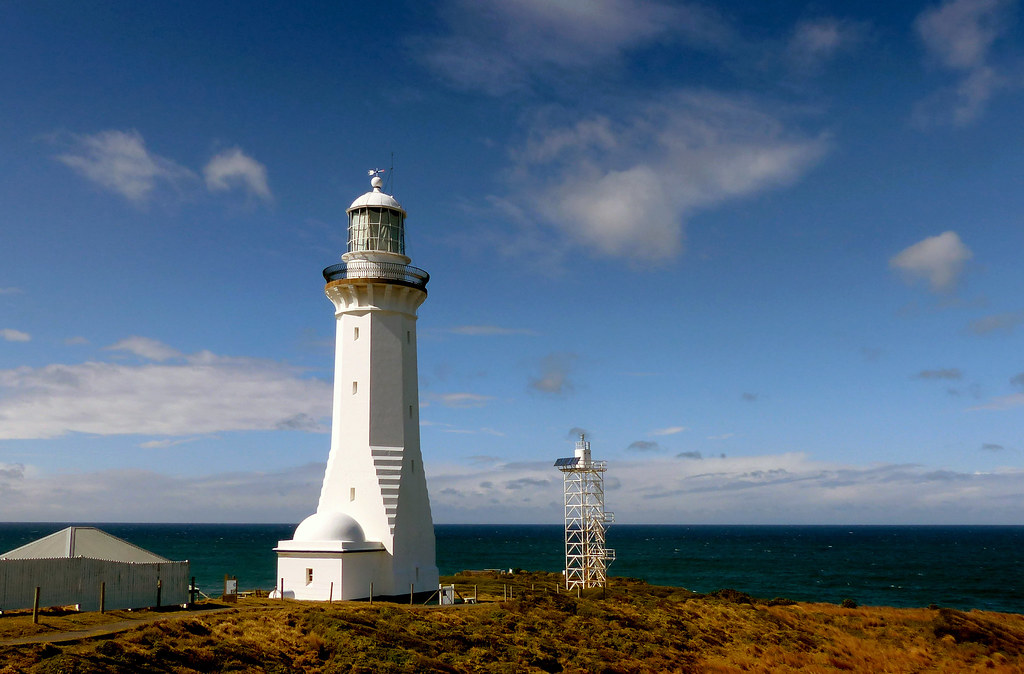 Green Cape Lighthouse. | The Green Cape Lighthouse is a ligh… | Flickr