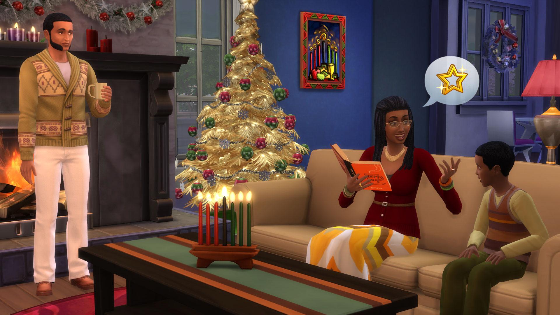 Addobbi Natalizi The Sims 3.Thesims4 It Community Italiana Dedicata A The Sims 4