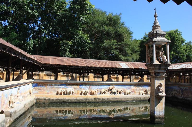 МОнива, Мьянма