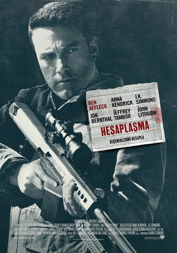 Hesaplaşma - The Accountant