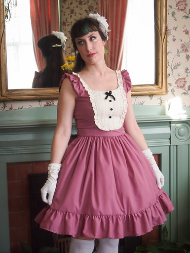 Mina Harker lolita dress by gloomth