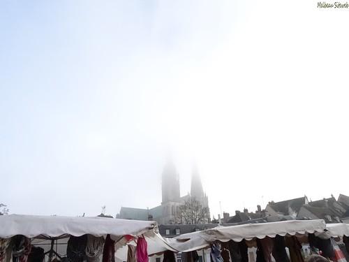 Foire St André : Chartres