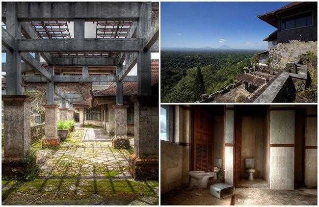 Bedugul Taman Rekreasi Hotel (Ghost Palace), Bali
