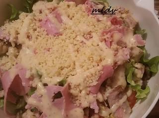 salade de semoule