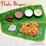 Thala Ajith Biryani Recipe - Vegetarian Version