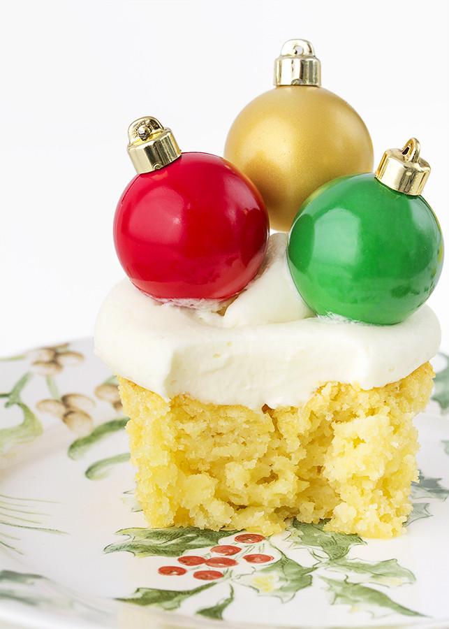 cupcake piña colada