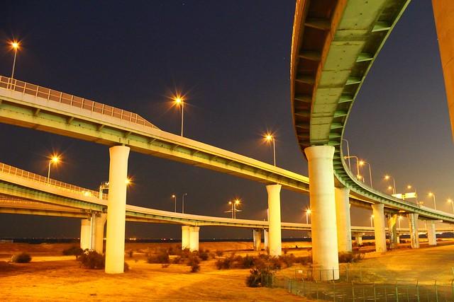 関西空港道 りんくうJCT (5)