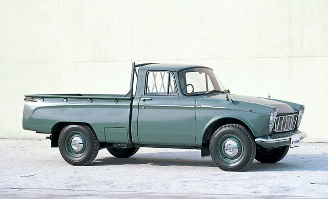 Let me help you wash your eyes. A very Early, and absolutely beautiful example of good design. The Mazda Proceed pickup.