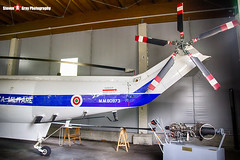 MM80973 - 6102 - Italian Air Force - Agusta SH-3D TS Sea King - Italian Air Force Museum Vigna di Valle, Italy - 160614 - Steven Gray - IMG_0685_HDR