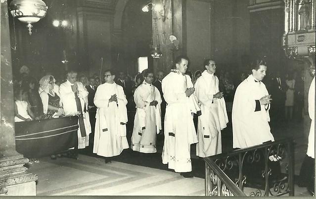 """""""Padre Mirko"""": 50 años de ministerio sacerdotal"""