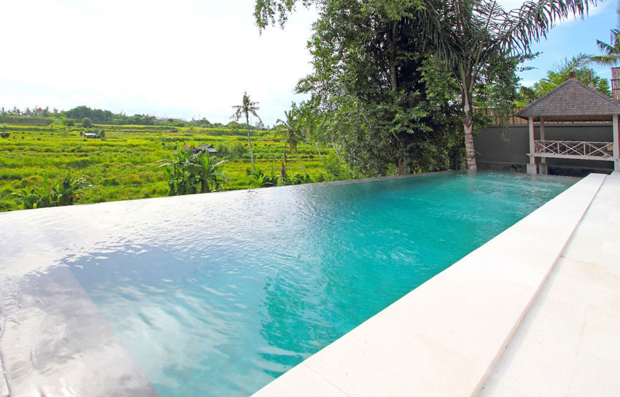 Le Jardin De Bali A Villa Nestled In Picturesque Blahbatuh Gianyar Offers You An Almost Panoramic View Of The Ricefields Right From Comfort Your