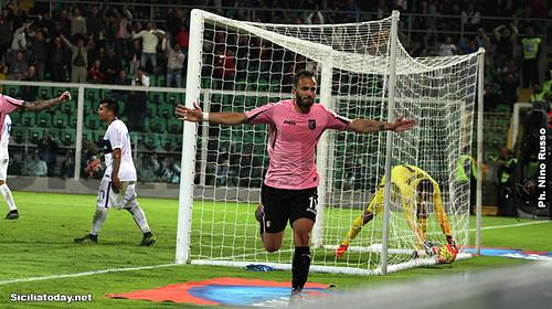 Palermo ritrovato, 1-1 contro l'Inter e Gilardino in gol$