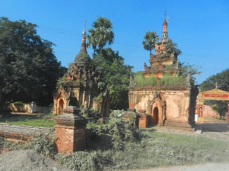 Ступы в Бирме