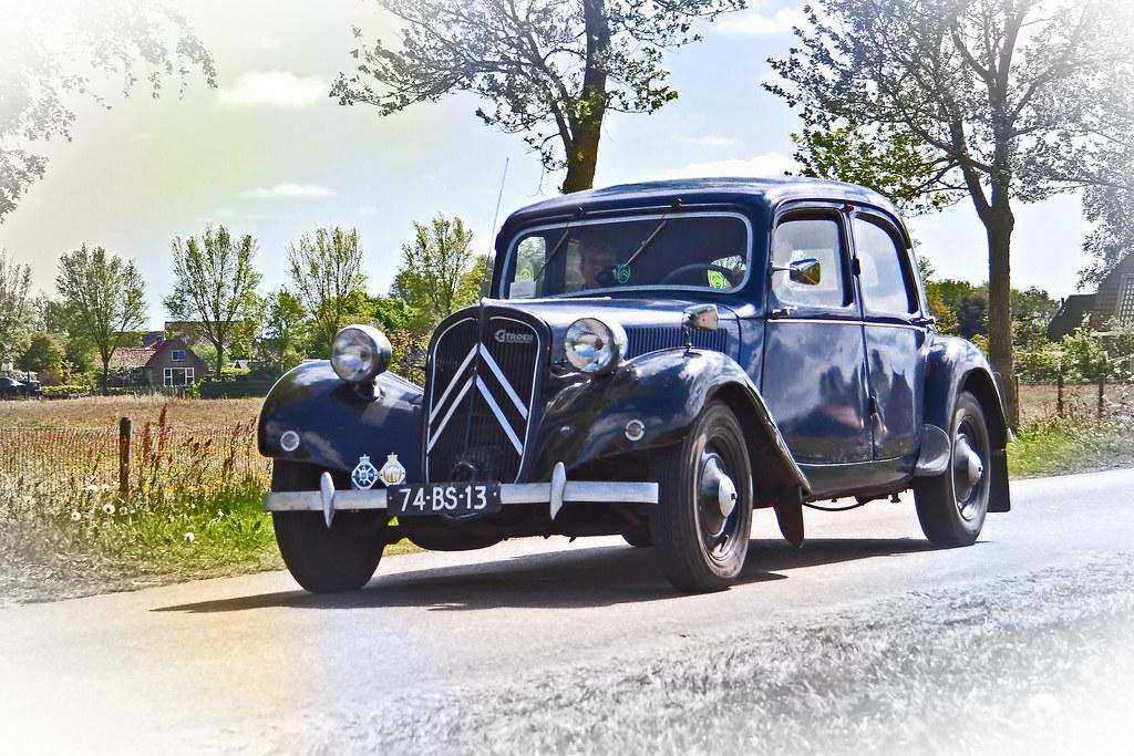 Citroën 11 BL Traction Avant Légère 1951 (2599 ...