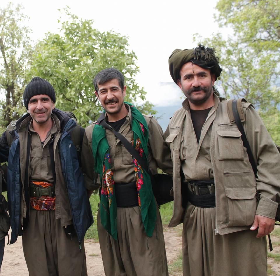 Kurdish PKK Guerillas | Kurdishstruggle | Flickr