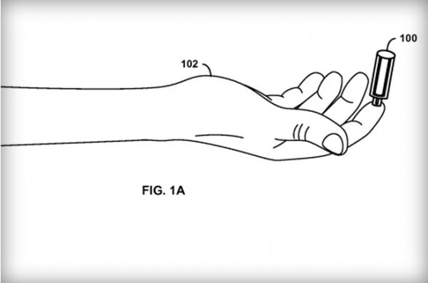 Google for the latest patent to develop needle-free blood