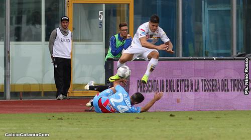 Catania-Lecce 2-0: le pagelle rossazzurre$