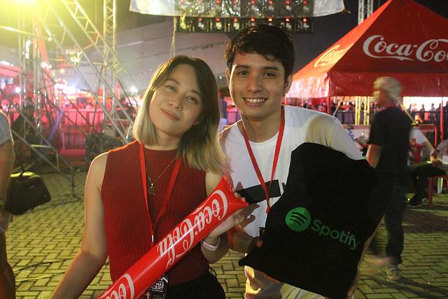Coke Cola Tagahatid Pasko Christmas Concert Duane Bacon Reese Lansangan Spotify