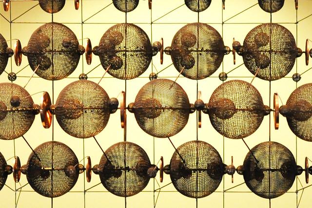 """Landesmuseums für Kunst und Kulturgeschichte in Schloss Gottorf in Schleswig ...Sammlung """"Modernes Kunsthandwerk und Design"""" ... Freie und angewandte Kunst des 20. Jahrhunderts ... Meine persönliche Auswahl ... Fotos und Collagen: Brigitte Stolle 2016"""