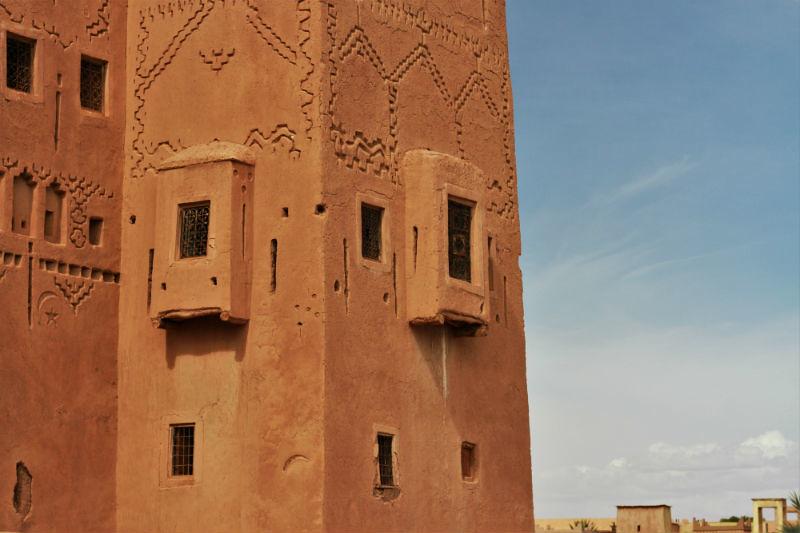 Kasbah de Taourit en Ouazarzate