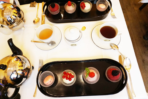 Mariage Freres afternoon tea