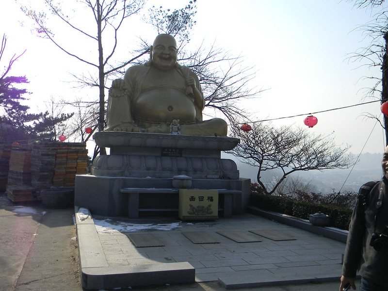Buddha in Incheon