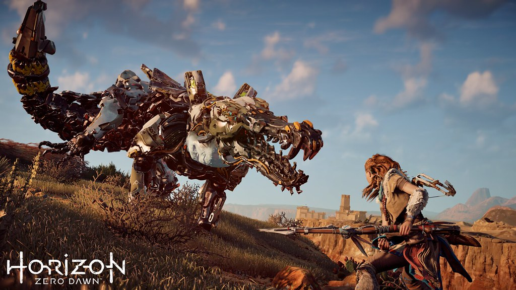 How the machines of Horizon Zero Dawn evolved to become the dominant species.