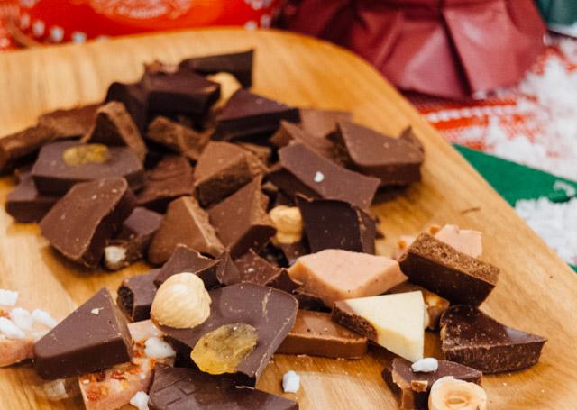 chocolate from hotel chocolat