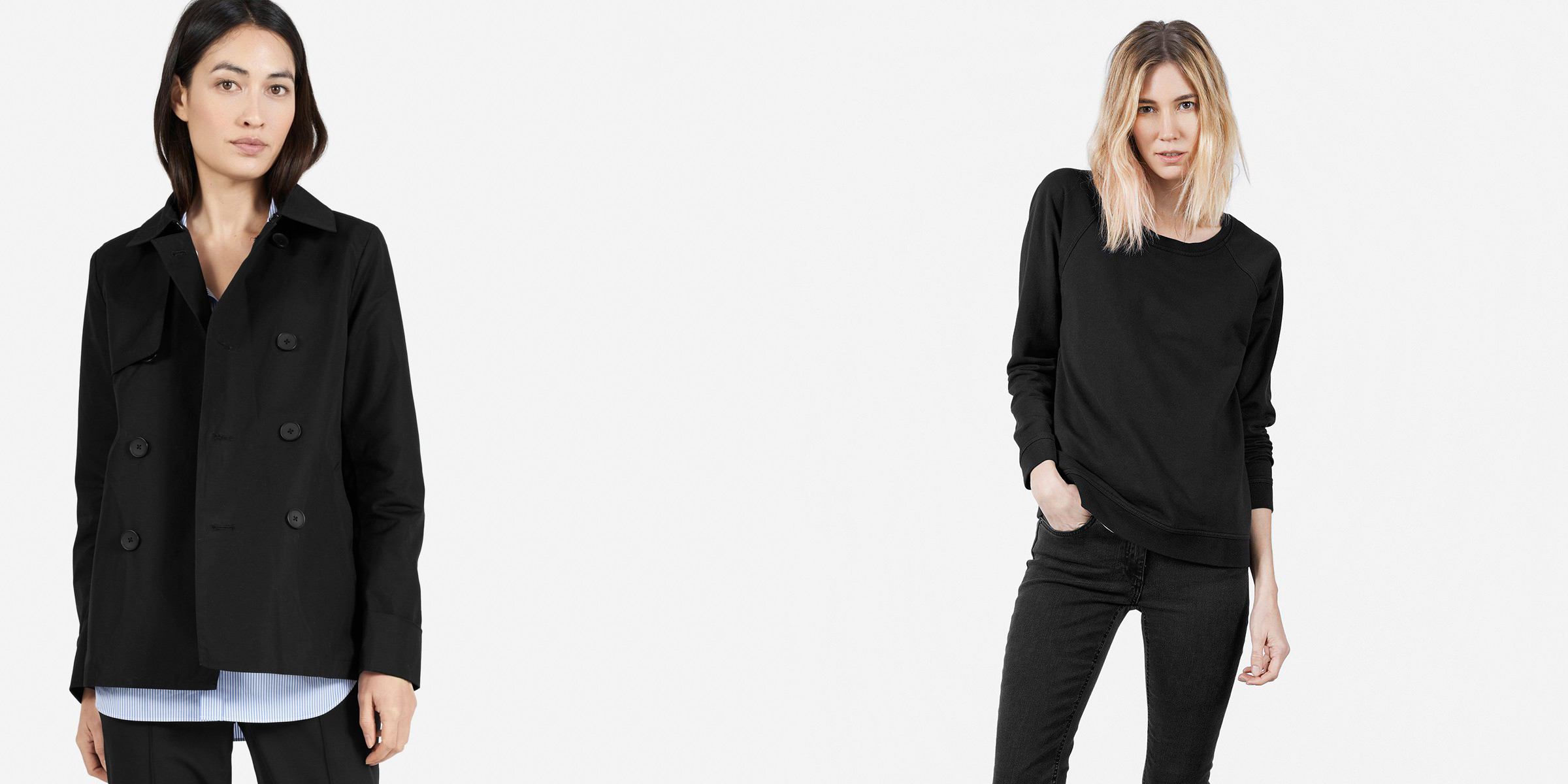Shop Everlane: High Quality Basics